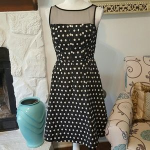ADRIANNA PAPELL A-LINE PARTY DRESS SIZE 4